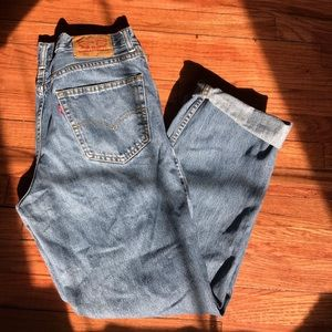 550 Mom Jeans  Levi's Strauss & Co. Denim